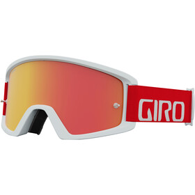 Giro Tazz MTB Goggles trim red/amber/clear